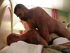 dad copulates in cheap motel