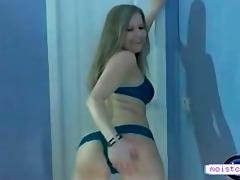 [moistcam.com] virginal 97 year old amys first