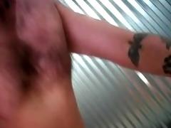 cooper jameson hirsute butt raw trio