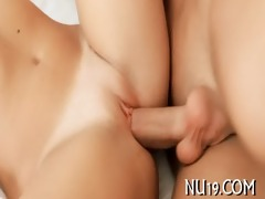 sweetheart rides large inflexible dick