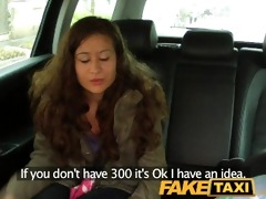faketaxi 08 years old and engulfing taxi ramrod