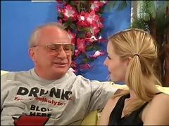 slik grand daddy copulates a sexy legal age