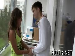 boyfriend&#6911 s girl drilled