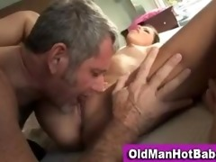 missy stone licked by smutty old stud
