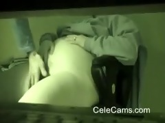 hidden web camera caught not daddy fucking not a