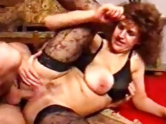 mature sweethearts younger guys creampi...
