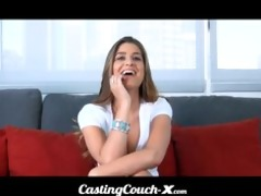 casting couch-x ashamed 18 year old copulates to
