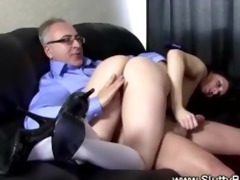lascivious school beauty acquires vagina drilled