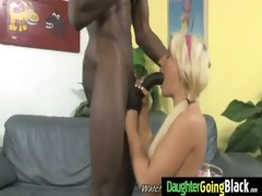 black giant dick stuffed in my daughter s
