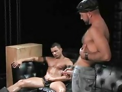 angelo marconi screwed by bushy dad josh west