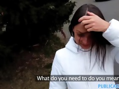 publicagent 52 year old russian cutie is drilled