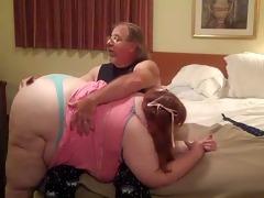 dad spanks bad angel