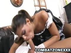 defrancesca gallardo - concupiscent euro maid