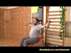 horny grandpa needs recent meat