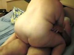 big beautiful woman rides oldman 8