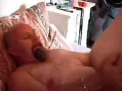 big beautiful woman rides oldman 11