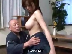 old fellow youthful babe 5