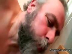 grand-dad fucks hawt sweetheart