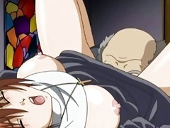 hentai sister doing oral-sex and acquires screwed