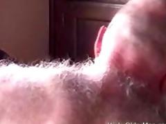 daddy bear drilled by hawt darksome dude
