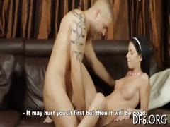 7st time hand job porn